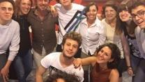 Andrea Rossi ospite alla Falegnameria dell'Attore