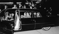 I Beatles arrivano a Cleveland nel 1964