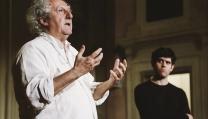Eugenio Allegri in Mistero Buffo