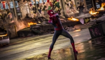 The Amazing Spider-Man 2: scena (© 2013 Columbia Pictures Industries, Inc. All Rights Reserved.)