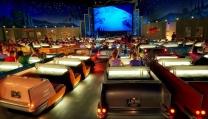 Sci-Fi Dine-in Theatre Restaurant