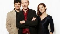 Fabio De Luigi, Alessandro Genovesi e Cristiana Capotondi presentano Soap Opera