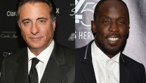 Andy Garcia, Michael K. Williams