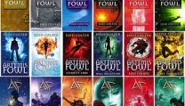 I libri di Artemis Fowl