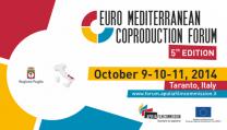 Forum di Coproduzione Euro Mediterraneo