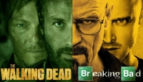 Breaking Bad, The Walking Dead