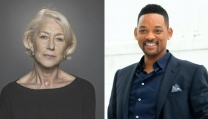Helen Mirren e Will Smith