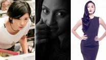 Hitomi Kuroki, Konkona Sensharma, Ngo Than Van