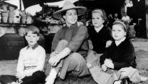 Ingrid Bergman e figli