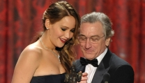 Jennifer Lawrence e Robert De Niro