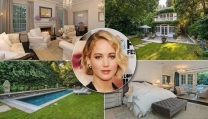 Jennifer Lawrence's mansion