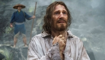Liam Neeson in Silence