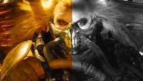 Mad Max: Fury Road, black & chrome