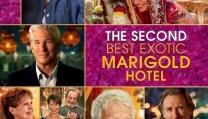 Locandina di Ritorno al Marigold Hotel