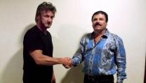 Sean Penn con el Chapo
