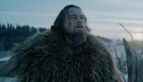 Leonardo DiCaprio in The Revenant