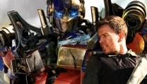 una scena di Transformers IV
