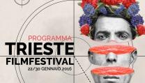 La locandina del Trieste Film Festival 2016
