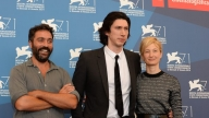 Saverio Costanzo, Adam Driver e Alba Rohrwacher