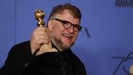 Guillermo Del Toro, vincitore ai Golden Globe 2018 come miglior regista