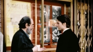 Stanley Kubrick e Tom Cruise sul set di Eyes Wide Shut