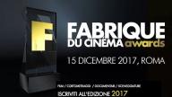 Fabrique du Cinéma Awards