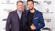 John Travolta con Andrea Iervolino