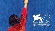 Manifesto Mostra del Cinema di Venezia 2016