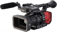 Il camcorder palmare 4K di Panasonic