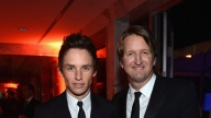 Eddie Redmayne e Tom Hooper