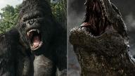 Kong, godzilla
