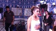 Guia Zapponi sul set