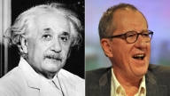 Albert Einstein - Geoffrey Rush