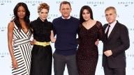 il cast di 007 Spectre