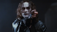 Brandon Lee in Il corvo di Alex Proyas