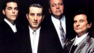 "Liotta, De Niro, Sorvino e Pesci in ""Goodfellas - Quei bravi ragazzi"""