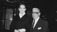 Maria Callas e Aristotele Onassis