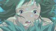 """Chihiro, protagonista de """"La città incantata"""""""