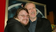Guillermo Del Toro e James Cameron