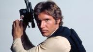 Harrison Ford aka Han Solo