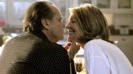 Jack Nicholson e Diane Keaton