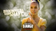Kerry Washington in Django Unchained