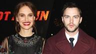 Natalie Portman e Nicholas Hoult