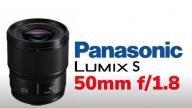 Panasonic LUMIX 50mm f/1.8
