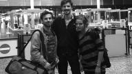 Adriano Sforzi, Marco Ferri e Camilla sorella di Tomaso