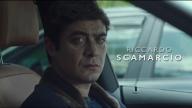Riccardo Scamarcio protagonista di Il testimone invisibile