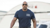 Dwayne Johnson in San Andreas