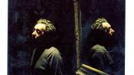 Una delle foto in mostra, su Paolo Sorrentino