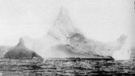 l'iceberg che affondò il Titanic