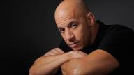 L'attore Vin Diesel, celebre per Fast & Furious